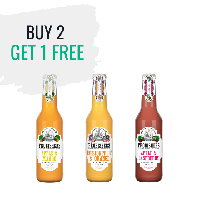 Frobishers Fusion - Buy 2 get 1 free