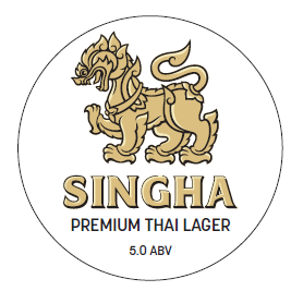 Receive 2 free kegs and a POS kit when you install Singha Draught